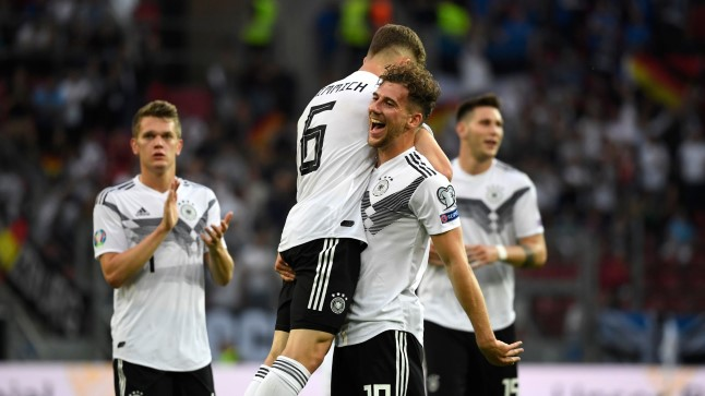 49385ad711e 360 degrees overview: Selgus Saksamaa jalgpallikoondis EM ...