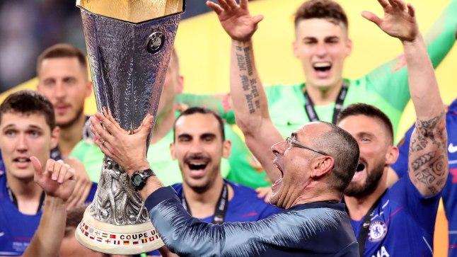 37faeaf10cf AMETLIK! Chelsea Euroopa Liiga võiduni tüürinud itaallasest sai Juventuse  uus peatreener