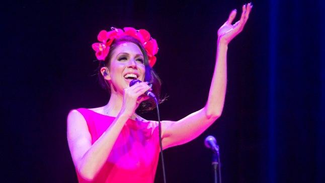 Teiste hulgas esineb heategevuskontserdil Laura