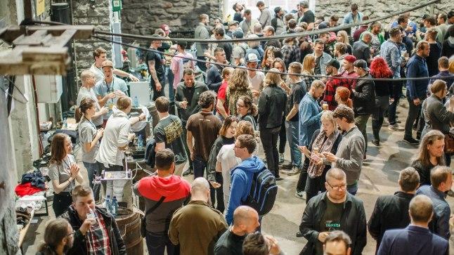 Fotomeenutus tänavusest Tallinn Craft Beer Weekendist