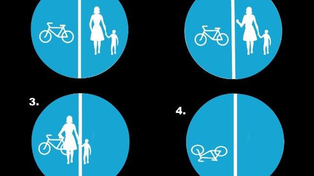 Lõpuks on jalgrattavaenulikud ka autojuhid ja jalakäijad. Ühed ei pea sageli paljuks rattureid sõidutee serva joonitud rattateelt vaat et välja puksida, teised arvavad, et isegi selgelt kõnniteel jalgratturite alaks märgitud teel on eelisõigus ikkagi jalakäijal.