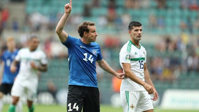 f015e0fda77 Vassiljev: nende võitmiseks peab meil olema väga hea päev. Kahjuks viimased  15 minutit ei