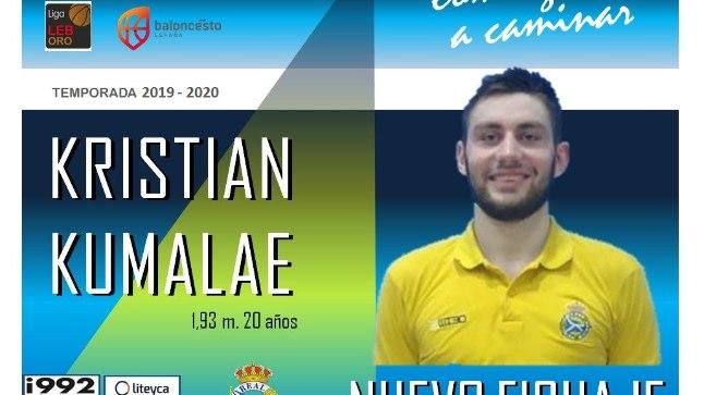 Kristian Kullamäe liitus Hispaania meeskonnaga, kus tehti kohe piinlik aps