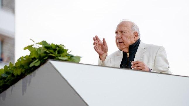 Lõppenud laulupeol dirigeerinud Neeme Järvi astub dirigendipulti ka oma südameasjaks oleval Pärnu muusikafestivalil