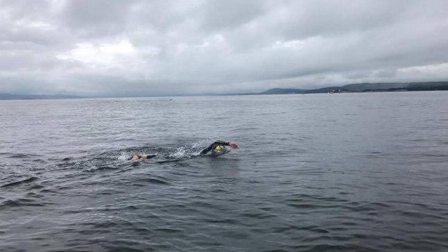 Praamiga silmitsi sattunud avamereujuja: olin kindel, et saan surma