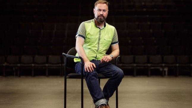 """Steven-Hristo Evestus: """"Eestis on raske leida ja soovitada head komöödiat."""""""