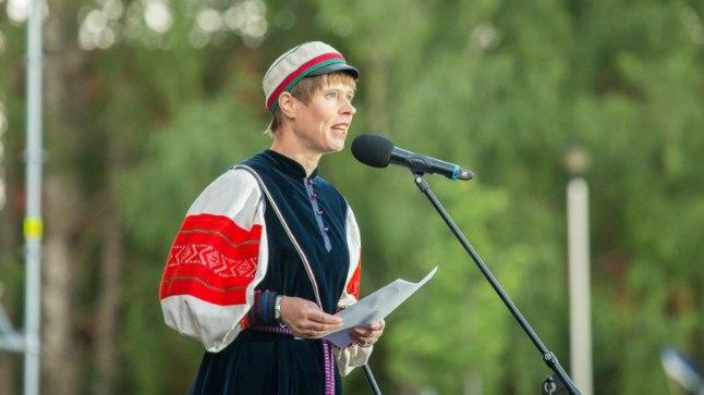 FOTO | Kersti Kaljulaid võttis aja maha ja käis sõbrannadega kinos
