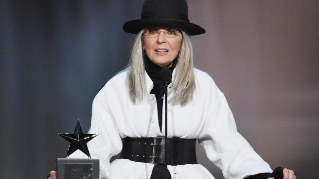 Diane Keatonil täitus 35 aastat vallalisena