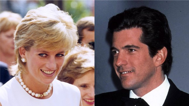 Miks JFK Jr. ja printsess Diana omal ajal salaja kohtusid?