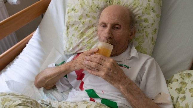 """Dementse venna õigusi kaitsev naine: """"Keila hooldekodus valitseb totaalne hoolimatus ja seda tasemel, mis tundub õõvastav!"""""""