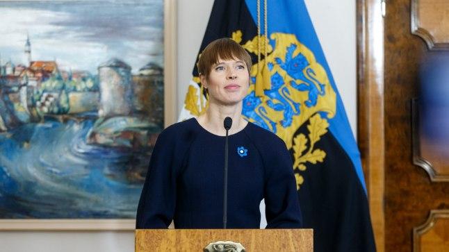 KES NEED ON? President Kersti Kaljulaid on armu andnud seitsmele kurjategijale