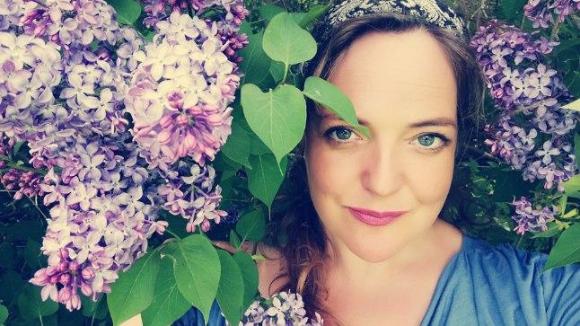 HÄÄL PANEB LIIKUMA: Hedig Hanson aitab joogafestivalil hääle toel rännata
