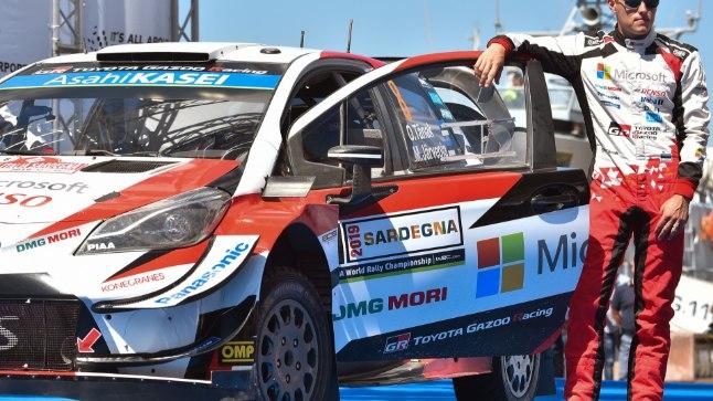 Ralliguru: Tommi Mäkinen ja Toyota peavad Tänaku selja taha koonduma