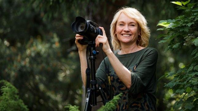 Moekunstnikust linnuvaatleja: ma ei kandideeri ornitoloogi teadmistele