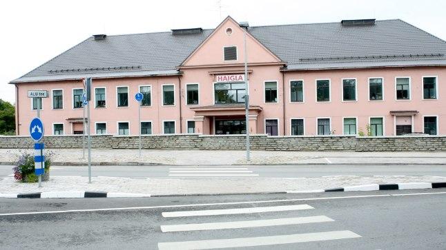 Rapla haigla jäi osaliselt elektrita