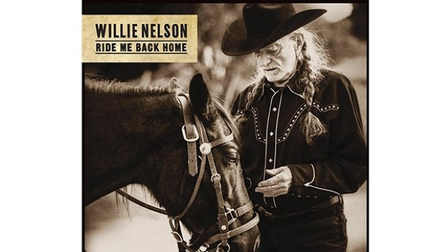 """Willie Nelsoni """"Ride Me Back Home"""""""