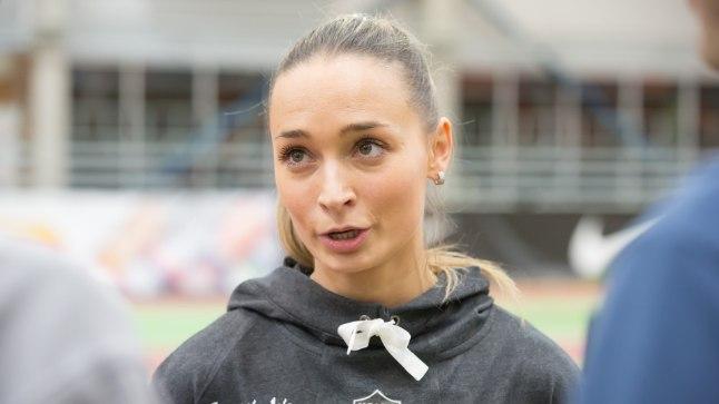 Ksenija Balta püüab Kadriorus täita MM-i normi.