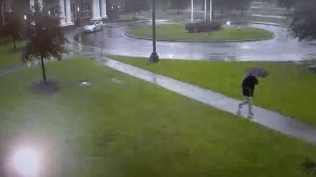 NAPIKAS: Mees pääses välgulöögist šokiga