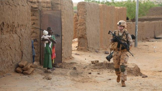 """Mali missioonilt naasnud eestlanna: """"Kõige hullem oli kuumus!"""""""