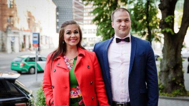 FOTOD | Merlyn Uusküla sõbrannad korraldasid lauljatarile beebipeo