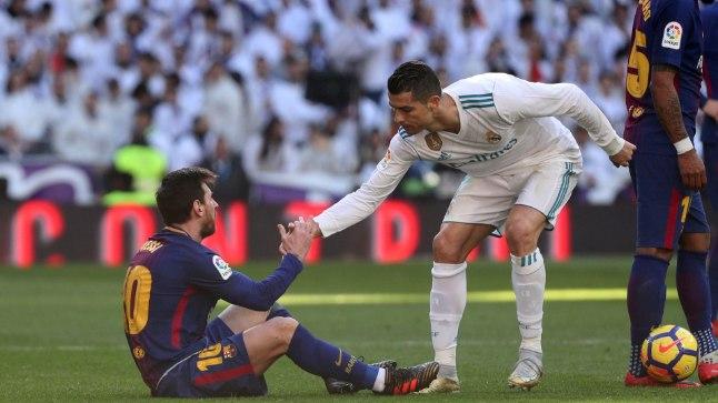 Superarvuti otsustas: Messi on Ronaldost mäekõrguselt üle