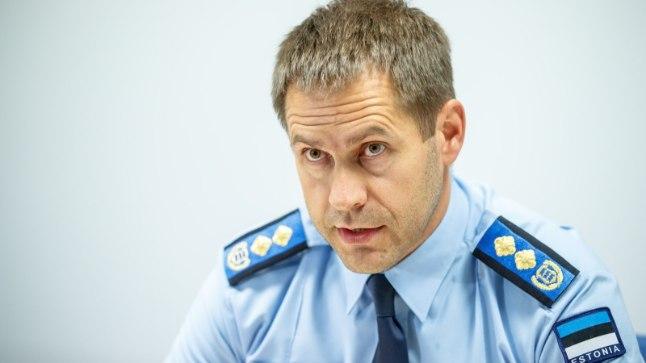 OTSEVIDEO | Siseminister Mart Helme ja politseijuht Elmar Vaher kohtusid