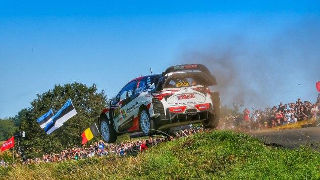 OTSE | Saksamaa ralli: Tänak kihutab võidu suunas! Kas poodiumile kerkivad vaid Toyotad?