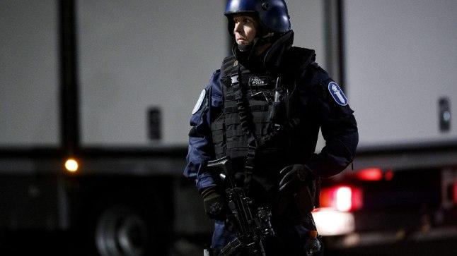FOTOD   SOOME ÄREVIL: Eestinmäki tulistamises kahlustatavad on kinni peetud