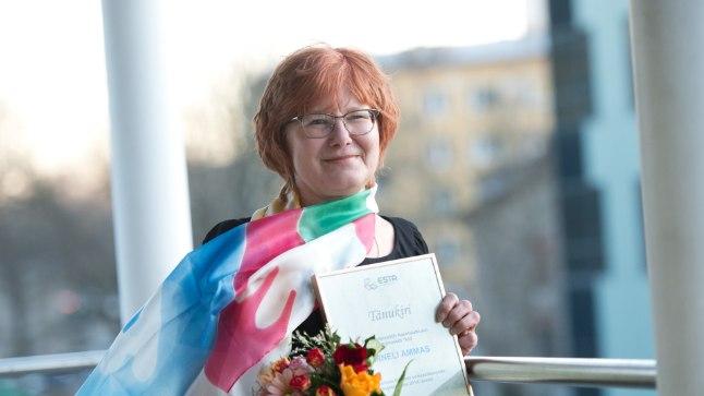 Ajakirjanik Anneli Ammase mälestuseks: suri Eesti ja tema inimeste suur sõber