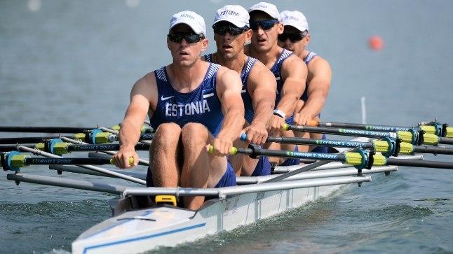 Eesti neljapaat jäi MMil finaalkohast kaugele, kuid olümpiapääse on veel püütav