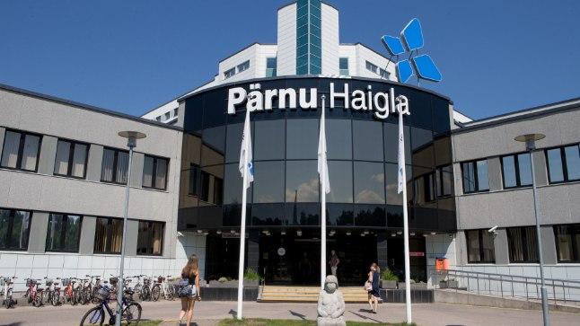 Mullu oli Pärnu haiglas praktikal üle 300 noore Eesti ja välismaa kõrg- ja kutsekoolidest.