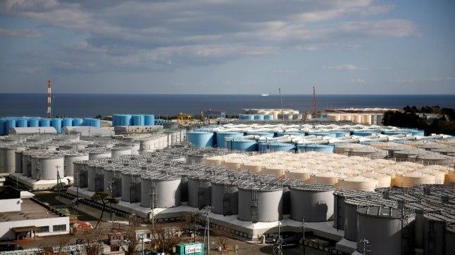 SAASTEOHT: Jaapan võib Fukushima tuumajäätmed lihtsalt merre visata