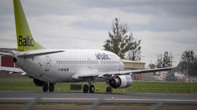 Air Baltic jäi esimesel poolaastal 26,6 miljoni euroga kahjumisse