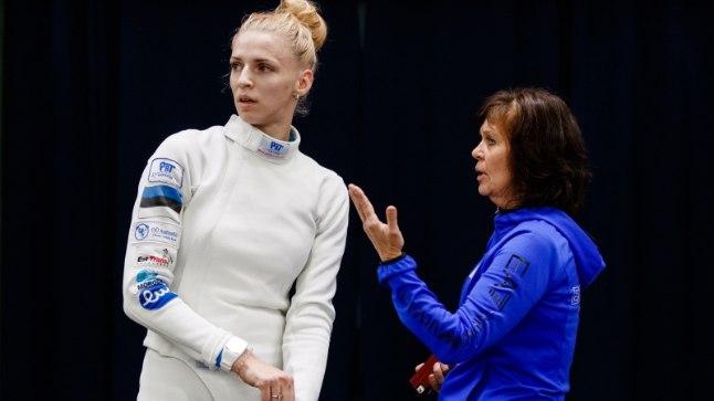 Deivil Tserp   Eesti spordimaastik – valvurita põrgukatel
