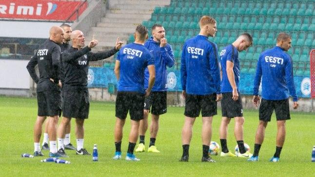 MÄLUMÄNG | Eesti jalgpallikoondise suurimad kaotused
