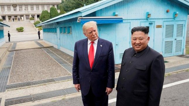 Lõuna-Korea meedia: Kim Jong-un kutsus Donald Trumpi endale Pyongyangi külla