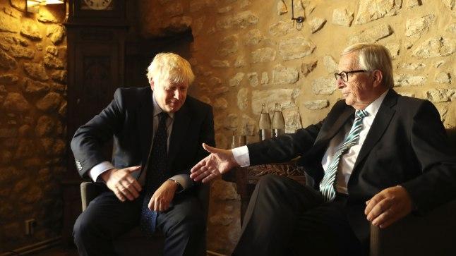 Brexit kui kirev vatitekk, mida sikutavad enda poole kõiksugu iseteadvad egod