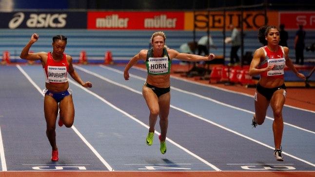 ŠOKK! Lõuna-Aafrika parim sprinter jäi dopinguga vahele