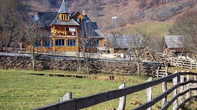 ORJALAAGER: Saksa lapsed pidid Rumeenias loomavankreid vedama