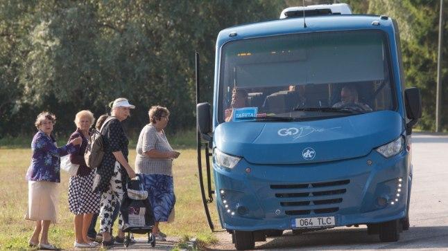 Üle Eesti on bussiliine, kus oleks odavam reisijat taksoga sõidutada