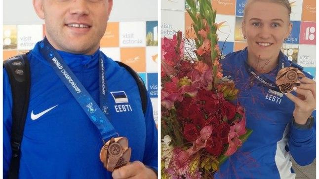 Pluss, miinus ja ennustus | Maadlejad päästsid suveolümpiaalade aasta, kas Kirt võidab medali?