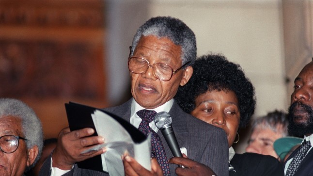 MINEVIKUHETK | 11. veebruar: lõppes Nelson Mandela pikk vangistus | Ajalugu