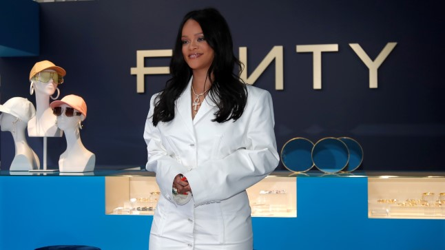 Rihanna luksmoemaja Fenty saadeti hingusele | Elu