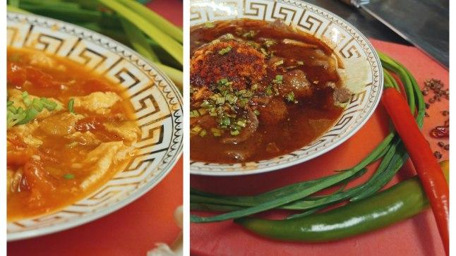 VIDEOÕPETUS   Restorani Han's peakokk õpetab tegema Hiina omletti munaga ja veiseliha Sichuani moodi   Toidutare