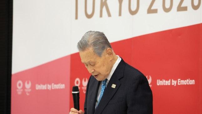 Naisi pläkutamises süüdistanud Tokyo olümpiamängude juht astus tagasi | Õhtuleht
