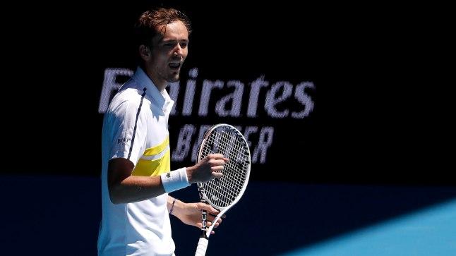 Austraalia lahtistel pääses veerandfinaali kolm Venemaa tennisemängijat   Õhtuleht
