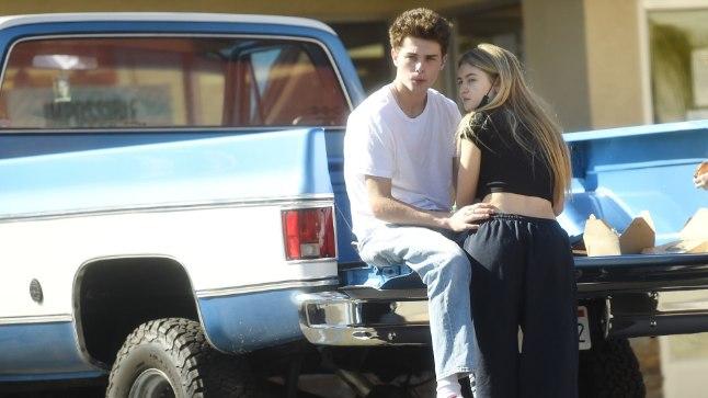 Heidi Klumi 16aastane tütar avaldas Instagramis oma poisile armastust | Elu
