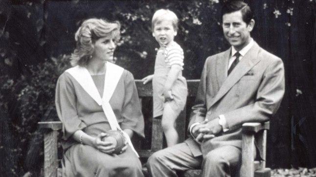 Ka printsess Diana teatas teise lapse ootusest sõbrapäeval | Elu
