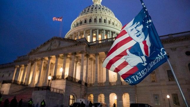 USA kongress loob Kapitooliumi rünnaku uurimiseks sõltumatu komisjoni   Õhtuleht