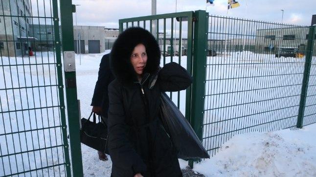 ÕL VIDEO JA FOTOD | Kersti Kracht pääses vanglast: vangla on väga huvitav kogemus, sain targemaks | Õhtuleht